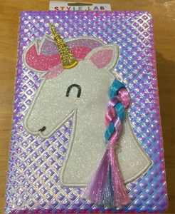 Unicorn Hair Journal