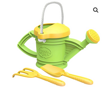 Load image into Gallery viewer, Watering Can- Green