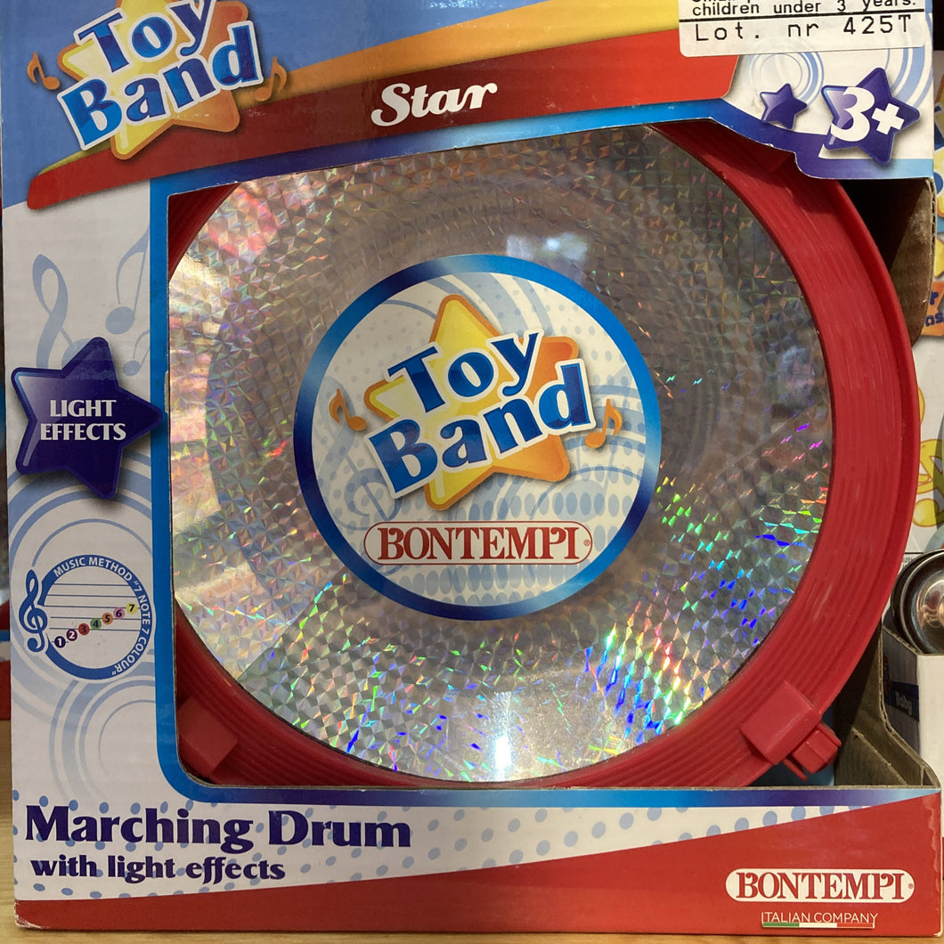Electronic Marching Drum