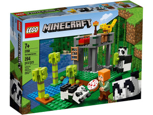 Lego Minecraft The Panda Nursery