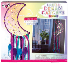 Load image into Gallery viewer, Fashion Angels Light Up Dream Catcher Design Kit