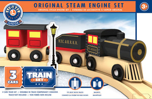 Original Steam Engine Set