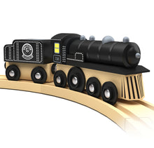 Load image into Gallery viewer, Steam Engine & Coal Car