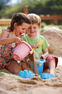 Green Toys Sand Play Set - Pink