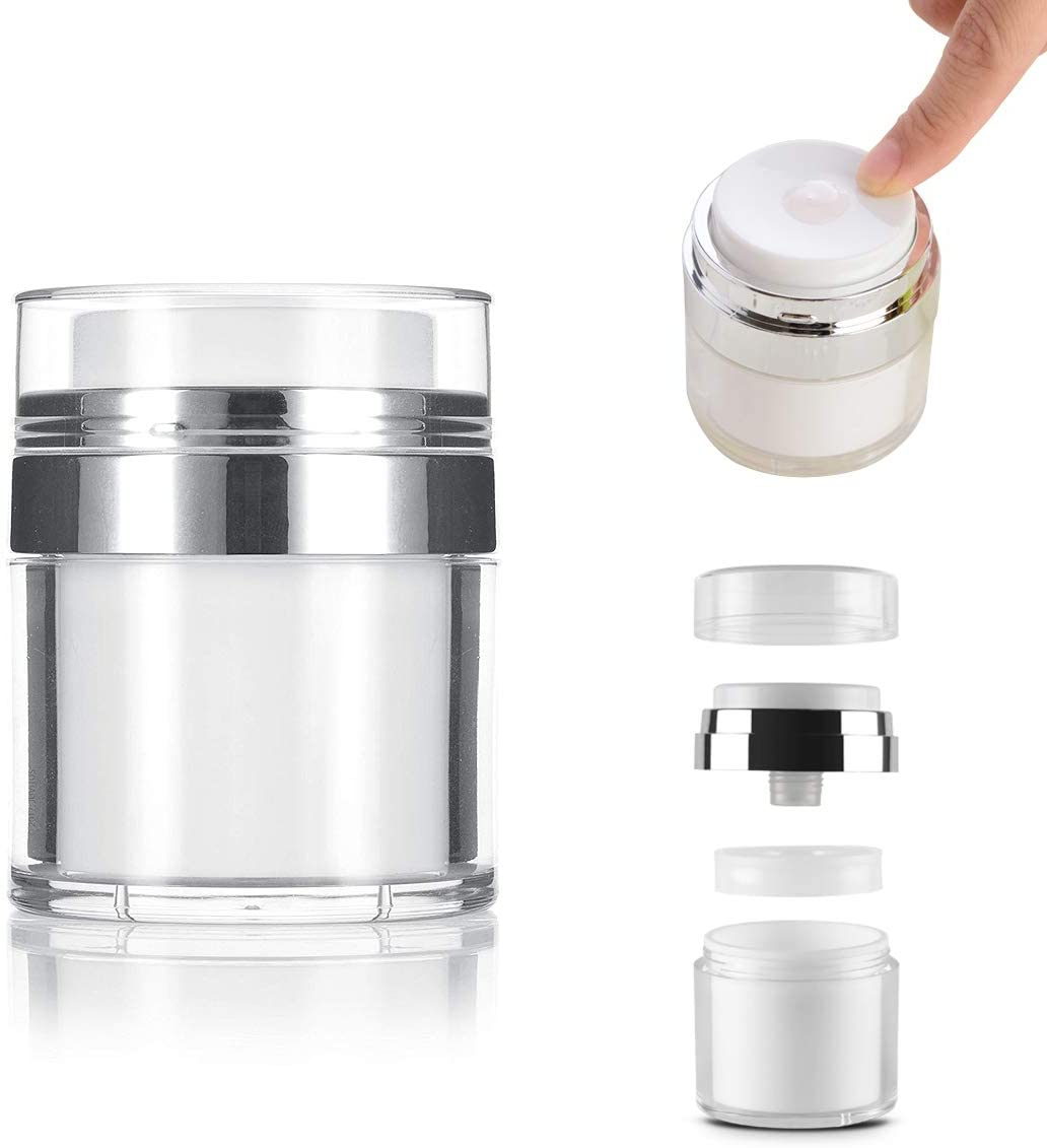 Airless Cosmetic Container 1.7oz
