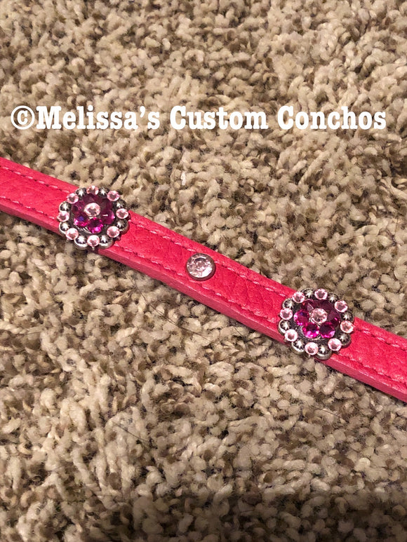 14 inch Pink Collar