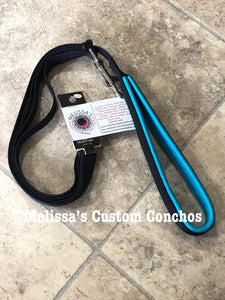 Turquoise Dog Leash