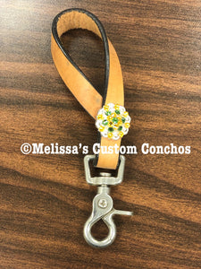 Bling Tie Down Keeper