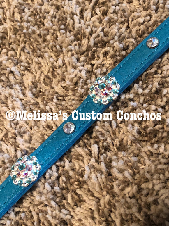 14 inch Turquoise Collar