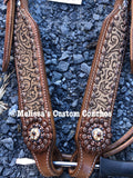 Brown Browband Headstall