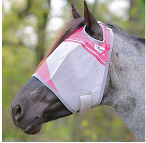 Cashel Fly Mask without ears - Breast Cancer Research