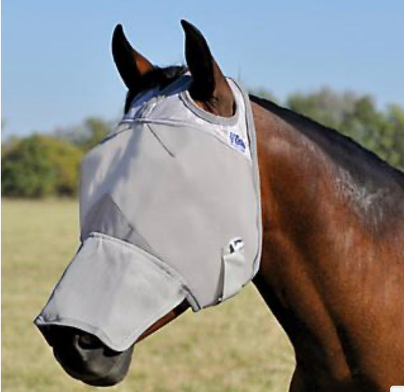 Cashel Fly Mask Long Nose without ears