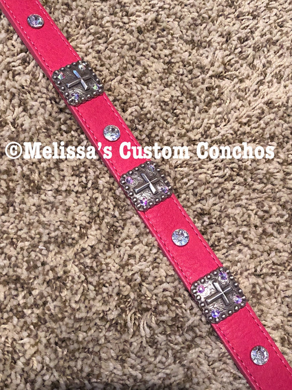 22 inch Pink Collar