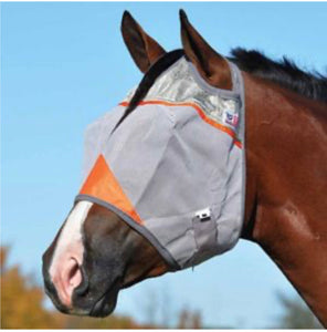 Cashel Fly Mask without ears - Animal Rescue