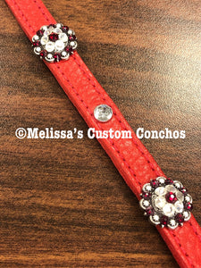 14 inch Red Collar
