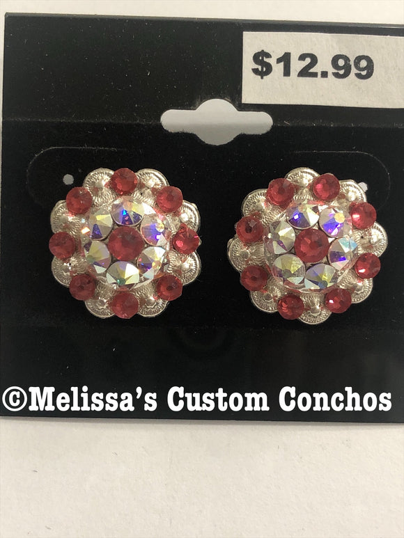 Concho Earrings