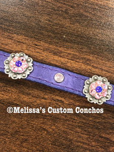 10 inch Purple Collar