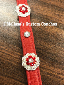 12 inch Red Collar