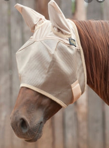 Econo Cashel Fly Mask with ears