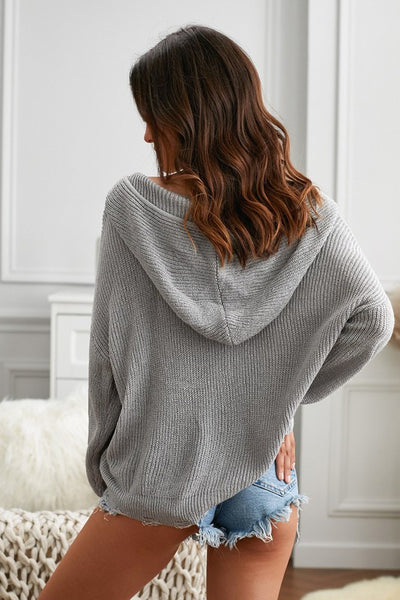 PREORDER Zipper Cozy Sweater - MULTIPLE COLORS