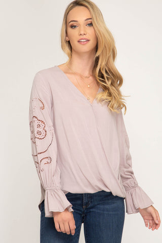Dainty Daisy Long Sleeve