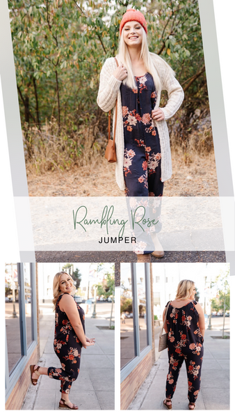 Rambling Rose Jumper