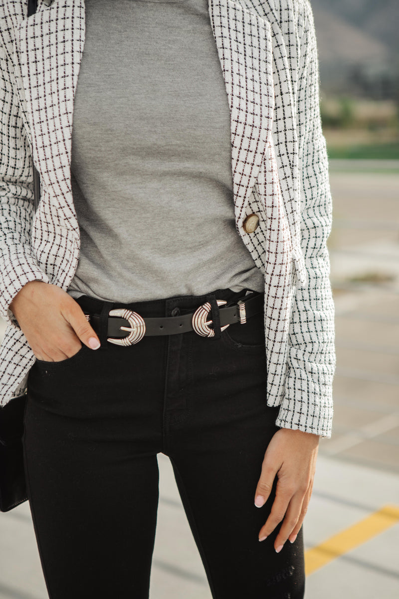 Double Trouble Belt