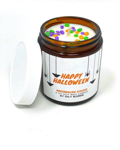 Halloween 6 oz Candles