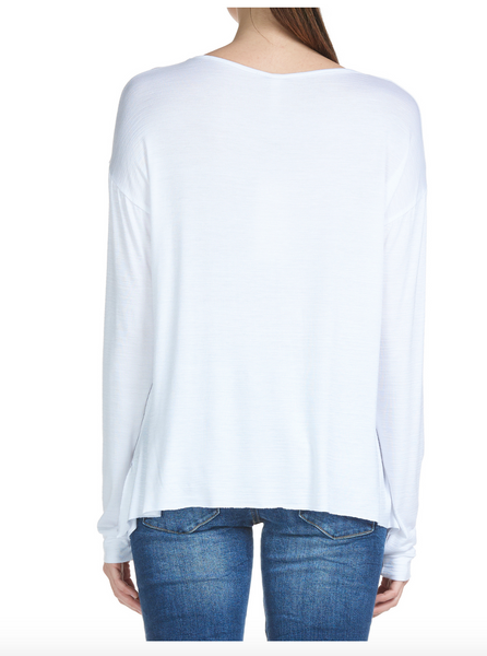 All about the basics Top - White