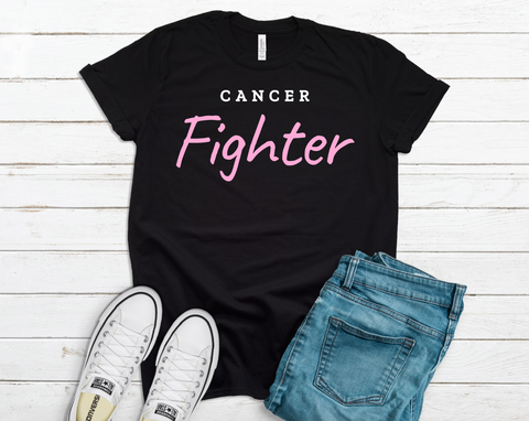 Cancer Fighter - MULTIPLE COLORS