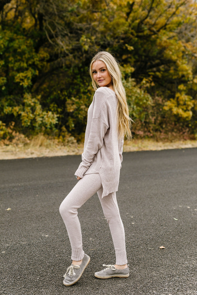 Casual + Cozy Chenille Pants