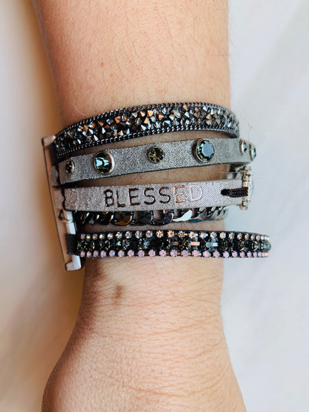 Blessed Thankful bracelet