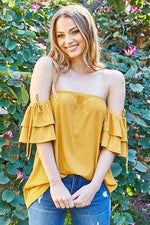 Ray of Sunshine Top