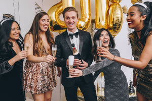 Five tips for planning the perfect New Year's Eve at home