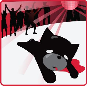 The Curious Incident of the Dog in the Nightclub - 10 Player Downloadable