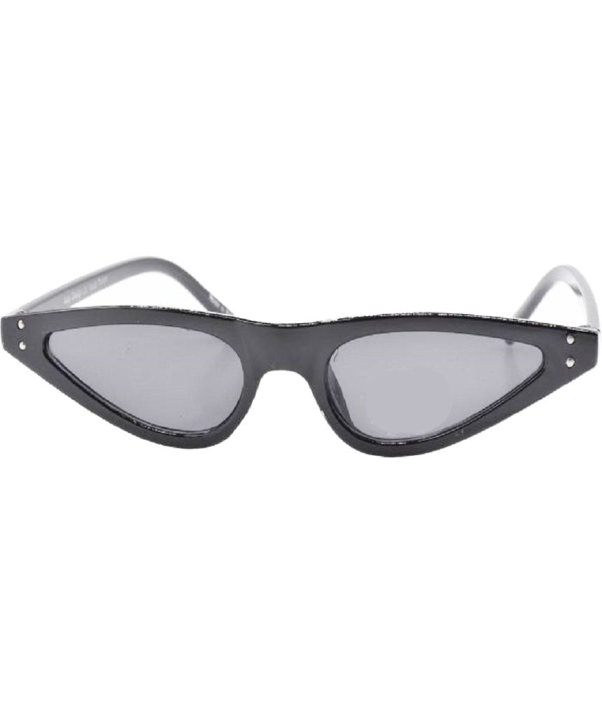 Black Stylish Retro Sunglasses