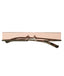Brown Retro Line Frame Sunglasses