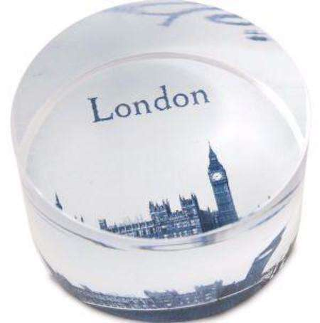 Maitland London Paperweight