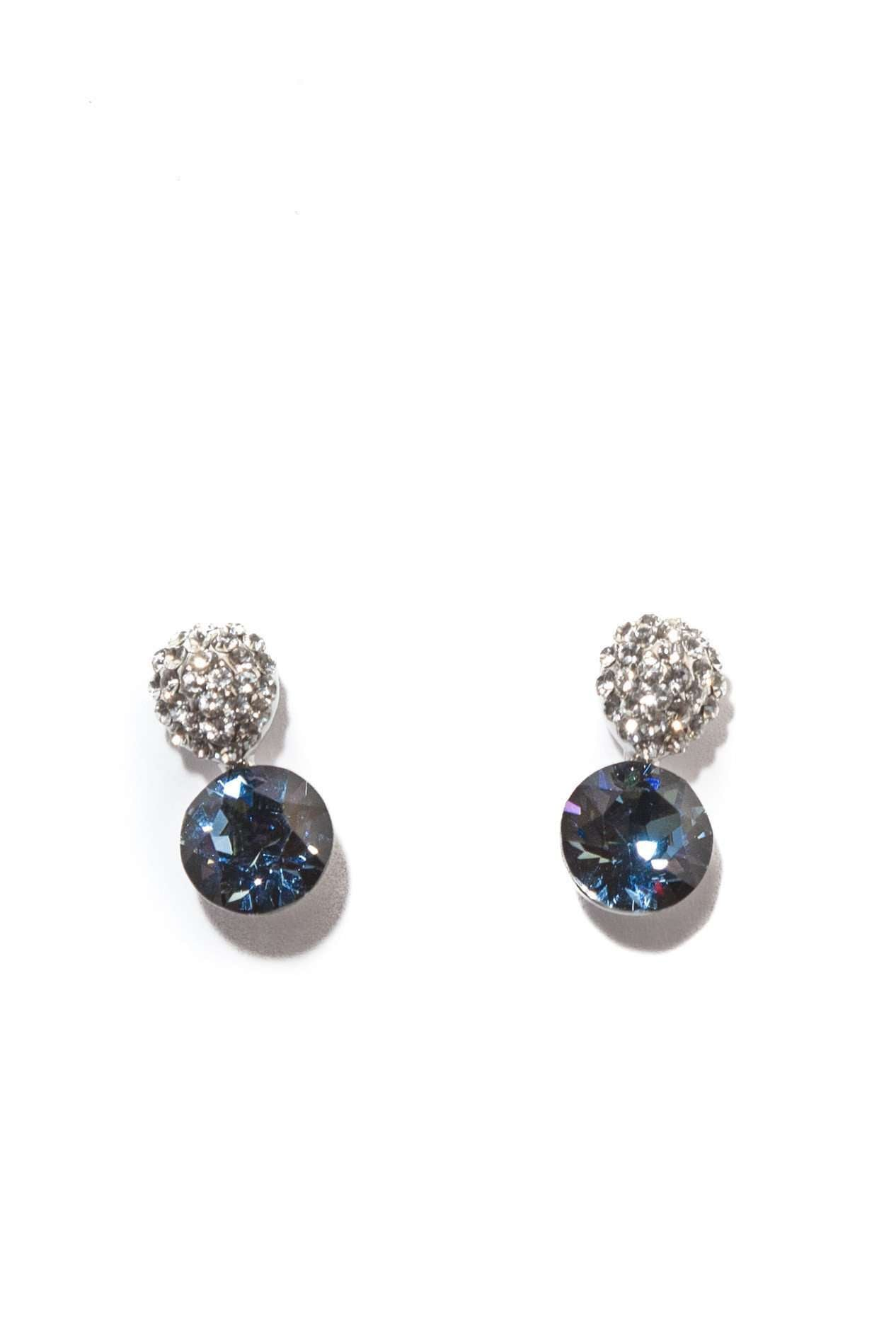 Diamond Drop Studs