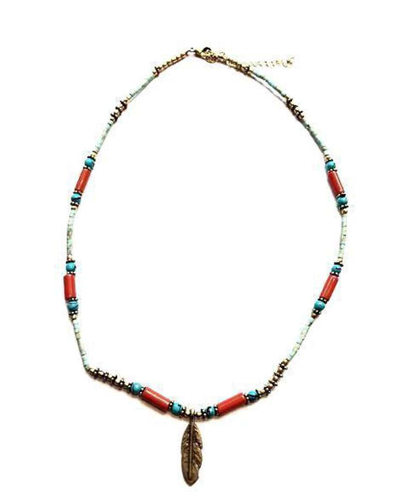 Bohemian Life Necklace
