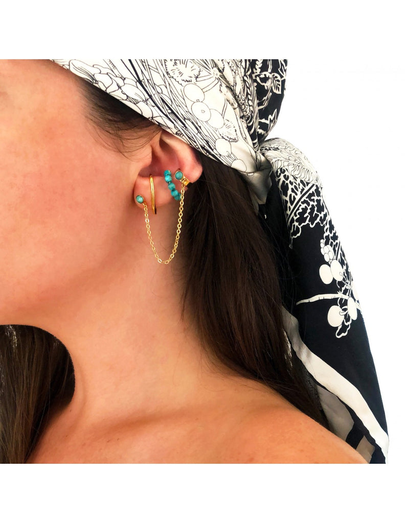 Classic Line Earrings