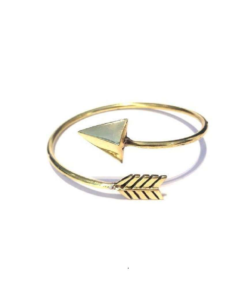 Simple Arrow Bracelet