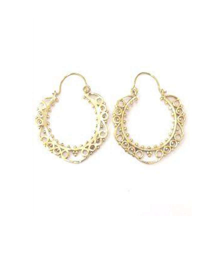 Fabulous Hoops Earrings