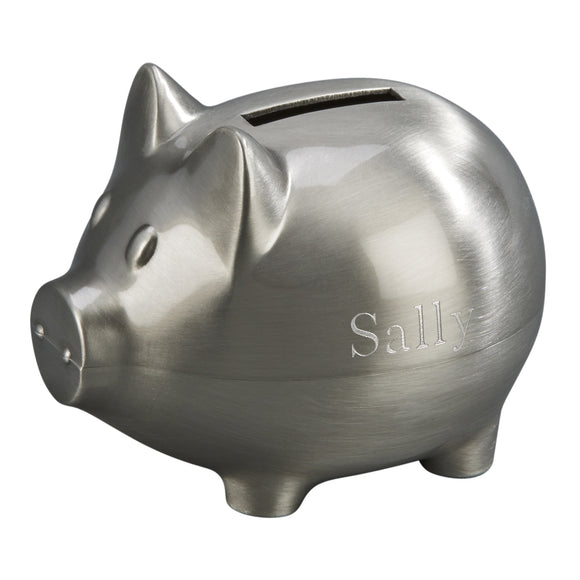 SMALL PIGGY BANK WITH MATTE