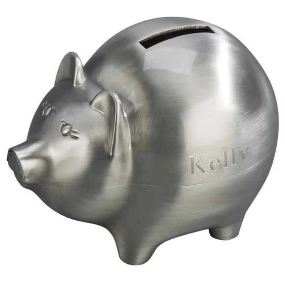 LARGE PIGGY BANK WITH MATTE