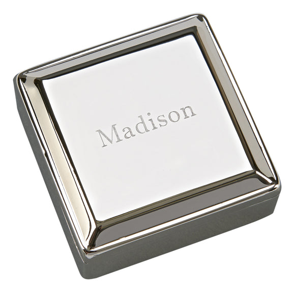 POLISHED SQUARE BOX