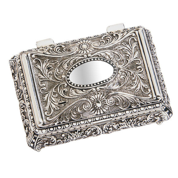 ORNATE RECTANGULAR BOX