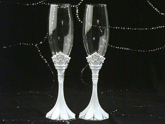 Queen for a day Eleganza Toasting flutes Sweet 15 16 Party Favors