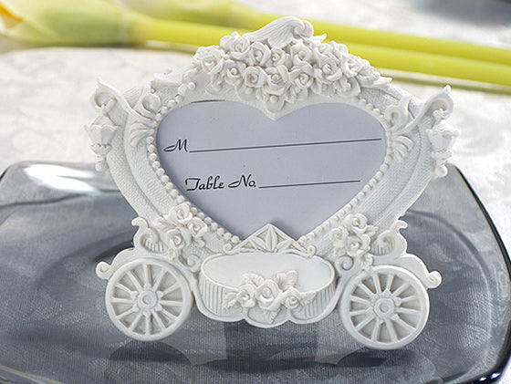Wedding coach photo frame wedding Party Favors Bridal Shower Favors