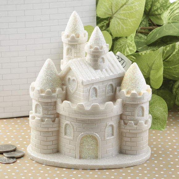 Fairytale Castle bank from gifts by Fashioncraft®